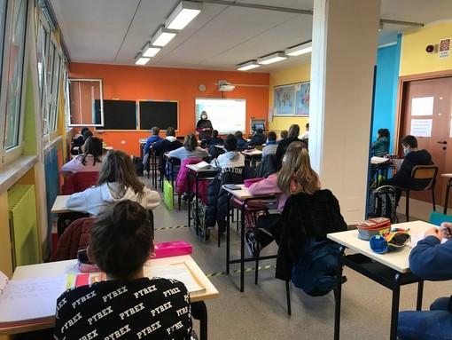 aula scuola coronavirus