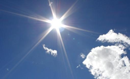 sole e bel tempo - foto d'archivio