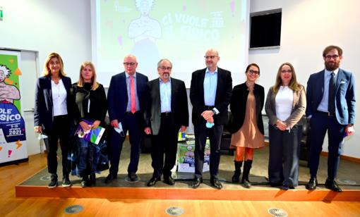 La presentazione del Festival (Foto di Tancredi Pistamiglio)