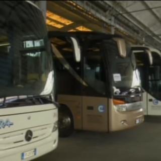 immagine generica di bus
