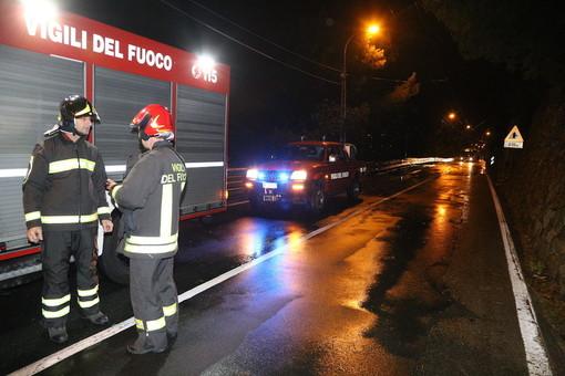 Tragedia a San Mauro, incendio in un alloggio: pensionata trovata morta